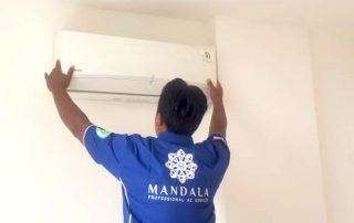 mandala perbaikan service ac jombang